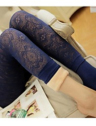 Women Fleece Lined LeggingPolyester