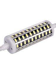10W R7S Encaixe Embutido 80 SMD 5733 1000 lm Branco Quente / Branco Frio Decorativa AC 85-265 / AC 220-240 / AC 110-130 V 1 pç