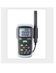 CEM Sem Fio OthersCombo non-contact temperature measurement (℃ / ℉) and relative humidity measurements double LCD display temperature and