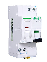 Schneider IC65 Leakage Protection Circuit Breaker Air Switch Open Space DPNaVigiC16A