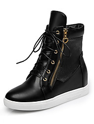 Women's Boots Fall / Winter Wedges / Riding Boots / Fashion Boots / Bootie / Basic Pump / Comfort /  Round Toe / Flats