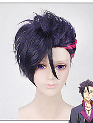THE ANIMATION MUTSUKI HAJIME January Cosplay Men's Girl's Halloween Hairstyle Japanese Shaggy Wigs
