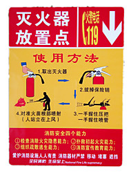 Use Extinguishers Fire Safety Audits Signs Signs Manufacturers  A Pack Of Five To Buy A Packet Of A