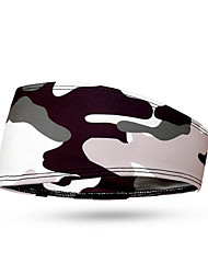 Sweat Headbands Bike Protective Unisex Red / Gray / Black / Blue Terylene