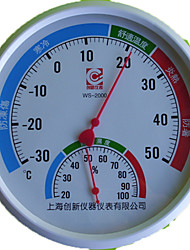Genuine Shanghai Hygrometer Temperature And Humidity Table Hanging Home Office Workshop Warehouses