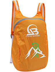 5 L Pacotes de Mochilas / mochila Acampar e Caminhar / Viajar Ao ar Livre Seca Rapidamente Laranja Nailom