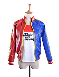 Super Heros Harley Movie Cosplay Jacket Cosplay Halloween Costumes Cosplay Jacket