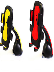 Automotive suction cup holder of all car models applicable to the front windshield or on the dashboard