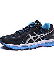 Asics Gel Kayano 22 Mens Trainers Running Sneakers Athletic Shoes Black Blue Green