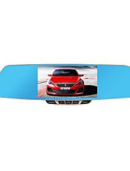 Rückspiegel-Recorder 5-Zoll-HD-1080p-Nachtsicht