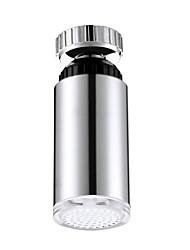 une surface lisse étendue robinet de contrôle de température rotation cylindrique universelle (cuivre électrolytique)