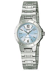 CASIO Fashion Classic Female Watch with  Quartz Movement LTP-1177A-2A