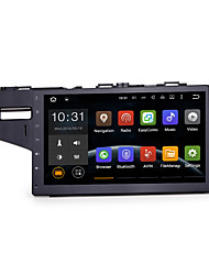 10.2 quad-core Android 5.1 stereo 1024x600 GPS per Honda Fit