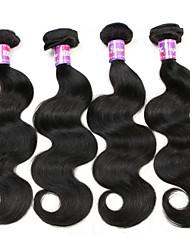 Protea Brazilian Virgin Hair Body Wave 7A Brazilian Hair Weaves 4 Bundles Virgin Brazilian Body Wave Human Hair Weaving