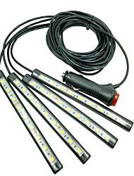 carro atmosfera interior lâmpada ambiente interior lâmpada LED luzes interiores luzes interiores