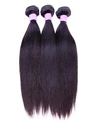 8-12'' 3Pcs/Lot Brazilian Virgin Hair Brazilian Straight Hair Unprocessed Brazilian Virgin Hair Straight