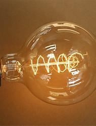 G125 40w e27 vintage edison lâmpada lâmpada incandescente retro da lâmpada (AC220-240V)