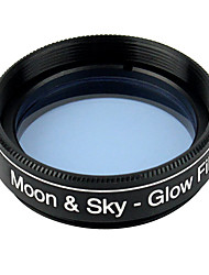 New Light Pollution & Moon Filter 1.25Inch / 31.7MM Astronomy Telescope Skyglow Eyepiece