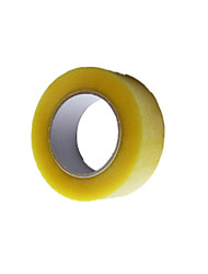 Two Transparent Sealing Tapes Per Pack