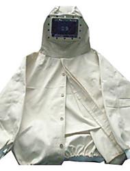 полированная пескоструйная оптовой службы с учетом куртки, содержащий взрывать выплеск шлем шлем