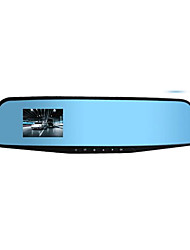 Rear View Mirror Drive Recorder 1080P HD 2.8 Inch Night Vision Wide-Angle Ultra Thin Anti Glare Monitoring