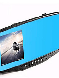 3.8-Inch Rear-View Mirror Driving Recorder 720P Recorder Car Insurance Gifts