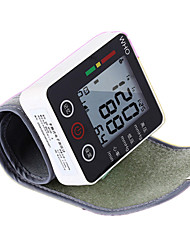 kby 101b dispositivo de voz eletrônica mão de exibição inteligente esfigmomanômetro eletrônico lcd e punho