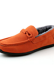 Men's Loafers & Slip-Ons Moccasin Leatherette Casual Flat Heel Slip-on More Color EU39-43