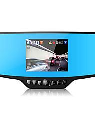 hp vue arrière vision enregistreur de disque miroir 1296p a7 hd de nuit parking F710 hp