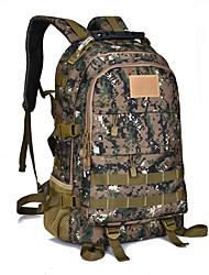 35 L Tourenrucksäcke/Rucksack Rucksack Wasserdicht Multifunktions Schwarz andere Armeegrün