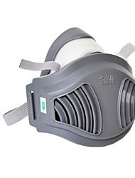 máscaras de protecção névoa de poeira respirável