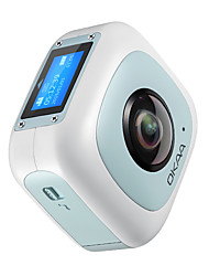Life360 Outdoor Virtual Reality Dual Lens Panoramic Video Camera with WiFi and Supports 3 meter Underwater Shooting