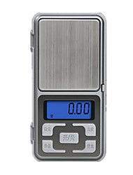 Mini Pocket Electronic Scale (Note English ABS Button 500g / 0.01g)