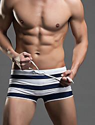 Boxers Pour des hommes Nylon