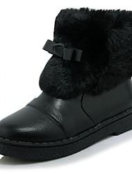 Feminino-Botas-Plataforma / Conforto / Inovador / Botas de Cowboy / Botas de Neve / Botas Montaria / Botas da Moda / Botas de Motocicleta-