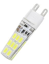 10 Stück G9 16 LED smd5733 ac110v / 220 v 650 lm weiß / warmweiß wasserdichte Lampe