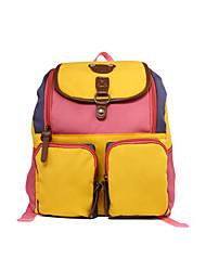 Unisex Leinwand Formell / Alltag / Gewerbliche Verwendungen Schultasche
