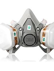 6200 pulverização máscaras de gás de proteção de pintura de sete pedaço terno
