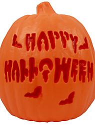 1pc de halloween briller citrouille anglais des accessoires de scène bar lampe de centres commerciaux du site
