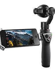 DJI Osmo Plus Action 4K Video Camera with Handheld Zenmuse X3 Gimbal Optical and Digital Zoom
