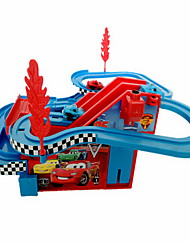Children's Puzzle Racing Track Series