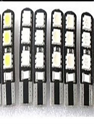 T10 LED W5W Width Modulation Light Modified Blade Decoding