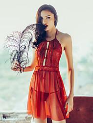 BOTHYOUNG Feminino Acrílico Camisas e Vestidos-16S149