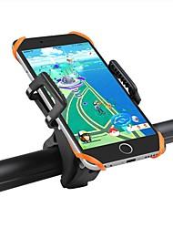Moto Porta-Bicicleta / Base de Telefone Para Bicicleta Ciclismo/MotoDurável / Celular / Vôo Invertido 360° / GPS / Rotativo / Universal /
