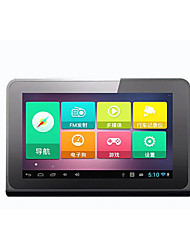 Android GPS Navigation Three in One Electronic Dog Velocimetry WiFi Driving Recorder
