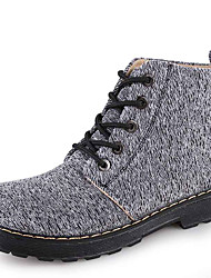 Women's Boots Fall / Winter Work & Safety / Comfort / Combat Boots / Suede Outdoor / Athletic / Casual Low Heel