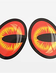 Automatique # Universel XA/XB Couleurs assorties Autocollant pour auto