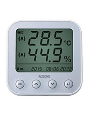 High Precision Electronic Temperature And Humidity Display Instrument