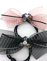 Women Gemstone & Crystal / Fabric HeadbandCasual
