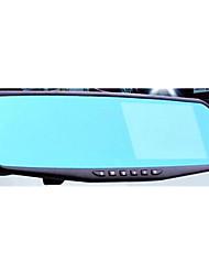 4,3-дюймовый лин тун 1248 сингл зеркало зеркало вождения рекордер Full HD 1080p широкоугольный ночного видения